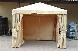 Namioty ogrodowe