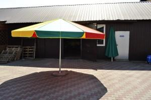 8 kątna parasolka
