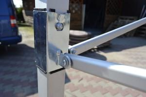 Blokada Aluminium
