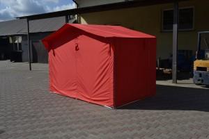 Namioty rurkowe zdj 2