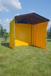 Namioty rurkowe zdj 3