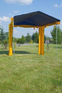 Namioty rurkowe zdj 4