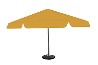 Parasol żółty