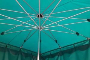 Parasol aluminiowy