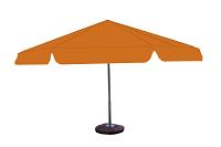 Parasol 8kąt pomarańczowy