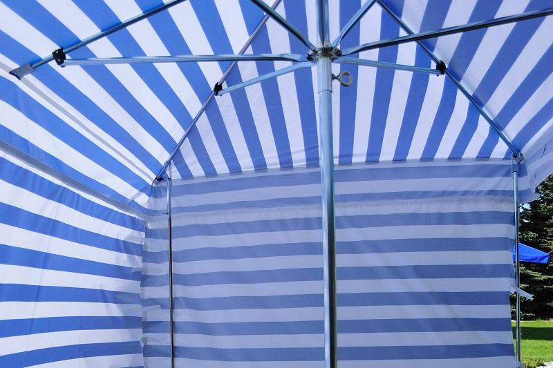Parasol ścianka