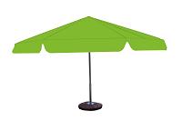 Parasol 8kąt zielony jasny