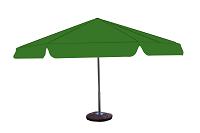 Parasol 8kąt zielony