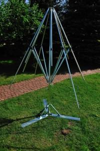Stelaż parasola 3x2
