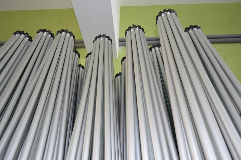 Stelaż Aluminium