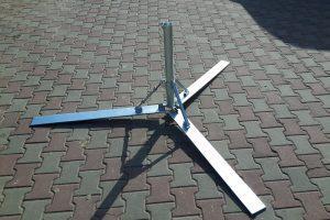 Stojak do parasola 19 kg z regulacją