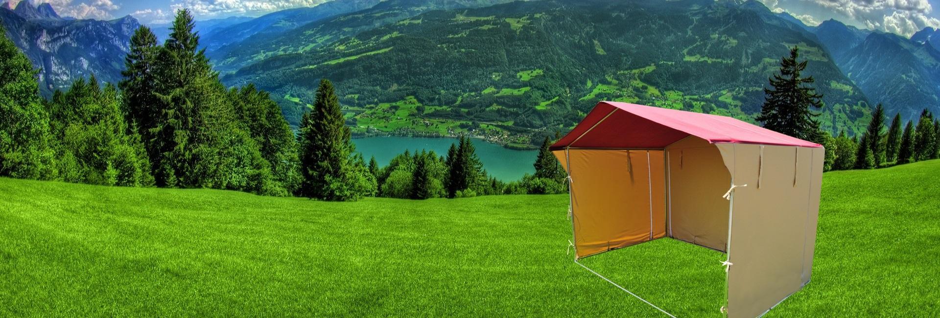 Młodzieńczy Gralech – namioty handlowe producent | namioty ekspresowe DL31