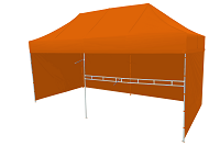 Namiot-pomarańczowy