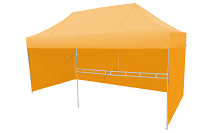 Namiot ekspresowy żółty
