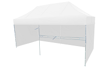 Namiot ekspresowy biały