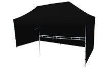 Namiot ekspresowy czarny