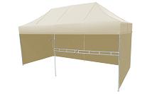 Namiot ekspresowy ecru
