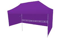 Namiot ekspresowy fioletowy