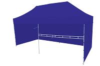 Namiot ekspresowy niebieski