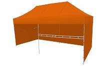 Namiot ekspresowy pomarańczowy