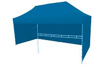 Namiot ekspresowy smerfowy