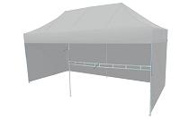 Namiot ekspresowy szary ciemnny