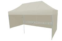Namiot ekspresowy szary jasny