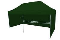 Namiot ekspresowy zielony ciemny