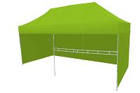 Namiot zielony jasny