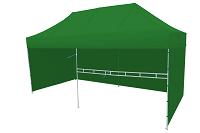 Namiot zielony